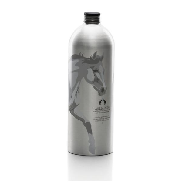 Equine Disinfectant   Equine Wash 1L